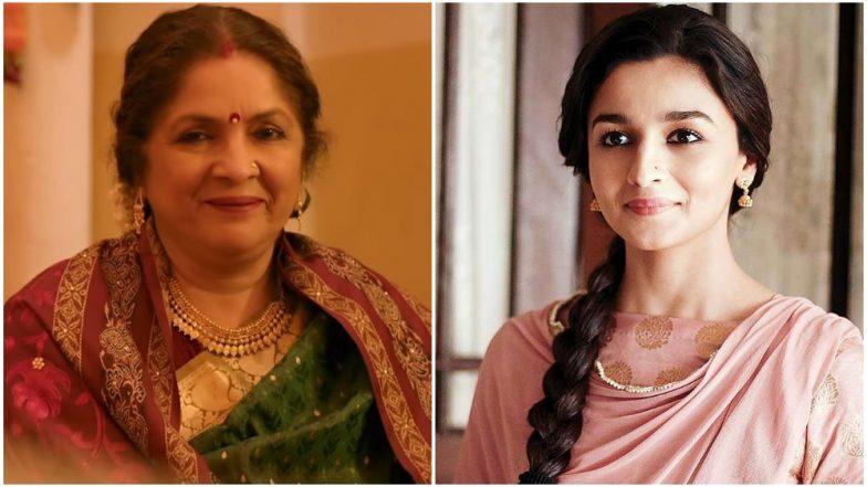 64th Filmfare Awards 2019 Best Actress Award: Alia Bhatt Wins the Popular Award for Raazi, Neena Gupta Wins for Critics' Choice