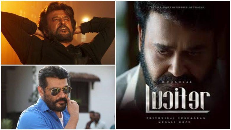 Lucifer: When Prithviraj Sukumaran Threw in a Rajinikanth and Ajith Kumar Reference in Mohanlal's Political Thriller (SPOILER ALERT)