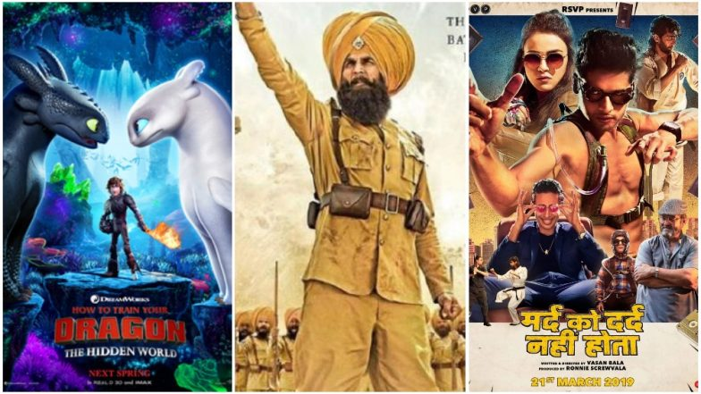 Movies to Watch This Week: Akshay Kumar's Kesari, Radhika Madan's Mard Ko Dard Nahi Hota, DreamWorks' How to Train Your Dragon 3