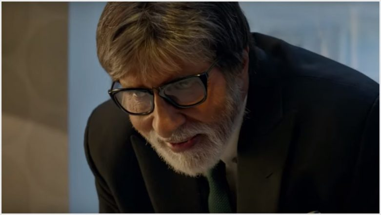 Badla Box Office Collection Day 4: Amitabh Bachchan and Taapsee Pannu Starrer Fares Well on Monday, Grosses Rs 31.80 Crore