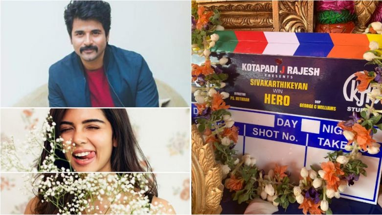 Sivakarthikeyan – Kalyani Priyadarshan's #SK15 to Be Called HERO! See Pics