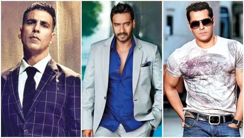 Not Akshay Kumar or Salman Khan But Ajay Devgn is the Busiest Actor in Bollywood With Seven Upcoming Releases