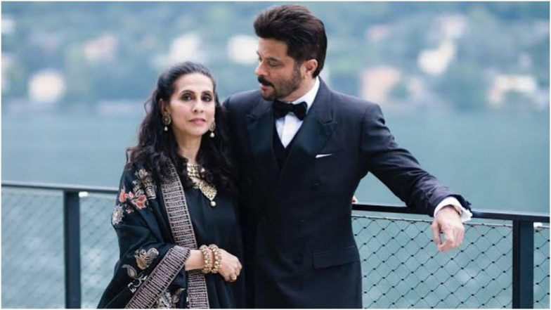 Anil Kapoor's Birthday Post for Wife Sunita Is Too Cute for Our Weak Hearts – View Pic