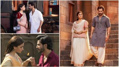 Kalank Title Track: Twitterati Goes Gaga Over Varun Dhawan and Alia Bhatt's Chemistry in This Love Ballad