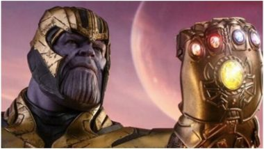 Avengers Endgame: Hot Toys Give Us a Glimpse of Thanos' New  Armour and Weapon, See Pics