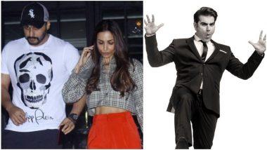 Malaika Arora-Arjun Kapoor Marriage: Arbaaz Khan's Response to Ex-Wife's Wedding Buzz Is Strange!