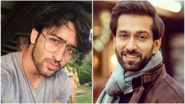 Shaheer Sheikh on Nakuul Mehta's Good Wishes for Yeh Rishtey Hain Pyaar Ke: It Won't Be Easy to Match Up to the Standards Set by Team Ishqbaaz