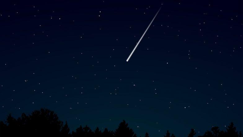 'Flaming Orange' Meteor Spotted in Skies Above Adelaide in Australia (Watch Video)