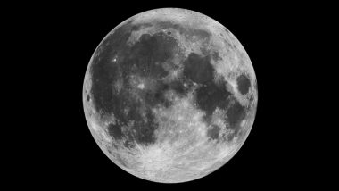 Scientists Find Water on Sunlit Surface of Moon