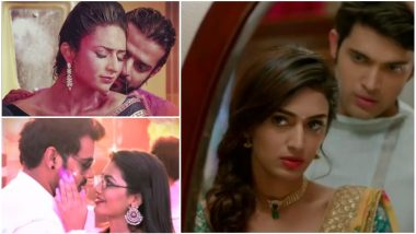 Holi 2019: Prerna-Anurag, Raman-Ishita, Pragya-Abhi – Top Romantic Moments of On-Screen Couples - Watch Videos