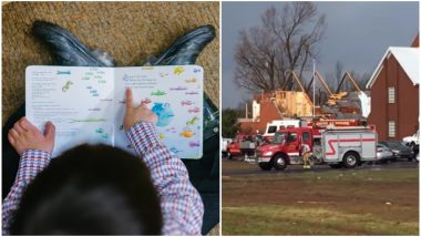 Kentucky Preschoolers and Teachers Miraculously Saved From Tornado That Ripped Off School's Roof; Staff Say They All Sang 'Jesus Loves Me'