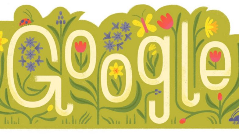 Nowruz 2019: Google Celebrates Parsi New Year With a 'Spring' Doodle