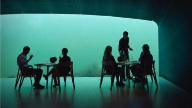 Europe's First 'Under' Water Restaurant Opens in Norway; Check Photos And Video