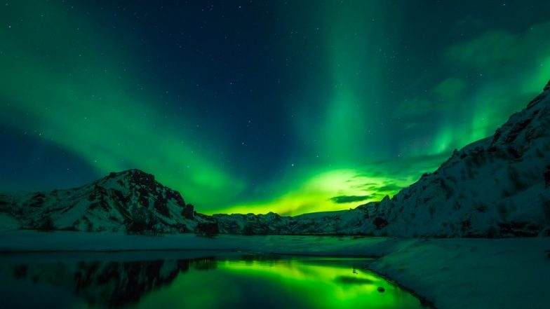 Northern Lights may be visible this weekend