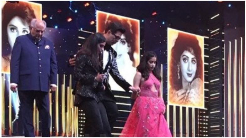 64th Vimal Filmfare Awards 2019: Sridevi Given a Tribute at