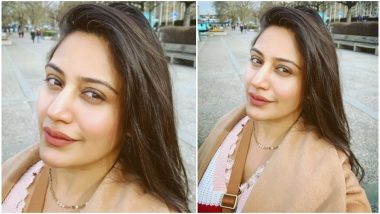 Ishqbaaaz Actress Surbhi Chandna Shares a Glamorous Throwback Selfie From Her Switzerland Vacation