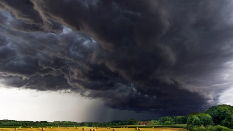 Weather Channel Employees Die in Car Crash While Live-Streaming Storm Chasing; $125 Million Lawsuit Against Company (Watch Video)