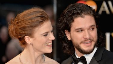 April Fools Throwback Video: Game Of Thrones Star Kit Harington Plays A Deadly Prank On His Wife Rose Leslie (Watch Video)