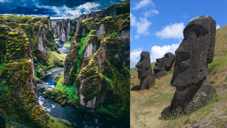From Chile's Easter Island to Iceland's Fjadrargljufur Canyon; Here's How 5 Popular Tourist Destinations Are Dealing With Overtourism