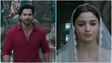 Kalank: Varun Dhawan-Alia Bhatt's Period Drama Censored With 12A Certificate by BBFC