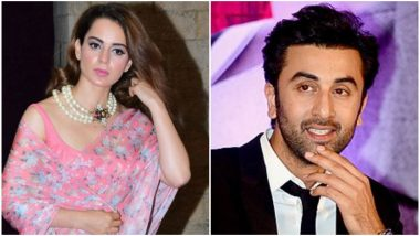 Kangana Ranaut Now Targets Ranbir Kapoor For His Decision to Not Comment On Politics - Watch Video