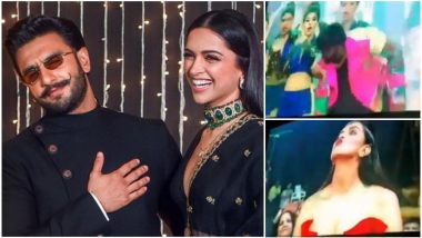 Zee Cine Awards 2019: Ranveer Singh and Deepika Padukone Sending Flying Kiss to Each Other Is Making Us Go Awww! Watch Video