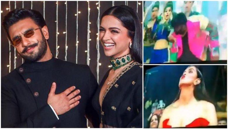 Zee Cine Awards 2019: Ranveer Singh and Deepika Padukone Sending Flying Kiss to Each Other Is Making Us Go Awww! Watch Video
