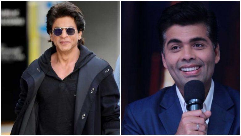 Shah Rukh Khan Defends Karan Johan After #ShameOnKaranJohar Saga; 'Make Love Not War', Says KJo's Bestie