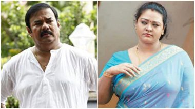 Former Softcore Actress Shakeela Claims She Wrote Love Letter to Maniyanpilla Raju; Malayalam Actor Denies This