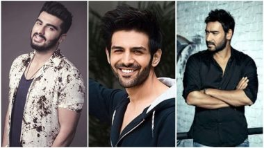 Kartik Aaryan's Pai Patni Aur Woh Remake Avoids Clash with Ajay Devgn's Tanhaji, But Will Lock Horns With Arjun Kapoor's Panipat on December 6, 2019