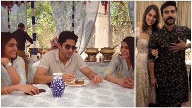 Ram Charan's Wife Upasana Kamineni Konidela Gives Naga Chaitanya's Ladylove Samantha Akkineni the 'Perfect Bahu' Title – See Pic