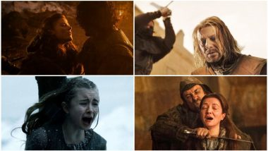 Game of Thrones: 7 Saddest Deaths in the HBO Series That Almost Made You Choke Back Tears!
