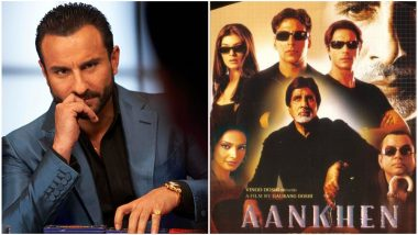Aankhen 2: Has Saif Ali Khan Been Roped In to Play a Role That Akshay Kumar Had Portrayed in the First Part?