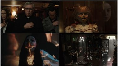 Annabelle Comes Home Trailer: The Haunted Artifact Room Turns Warrens' Lives Into a Nightmare – Watch Video