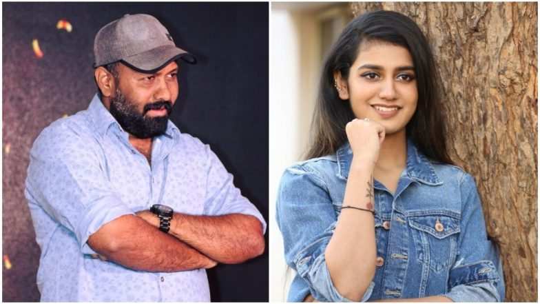Oru Adaar Love Director Omar Lulu Never Wanted Priya Prakash Varrier as the Lead of his Movie
