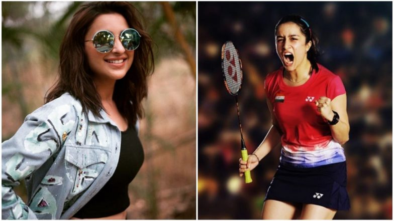 Parineeti Chopra Bags a Role in Saina Nehwal Biopic and NOT RRR, Actress Replaces Shraddha Kapoor