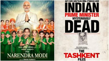 Is Vivek Agnihotri's The Tashkent Files the Reason Why Vivek Oberoi's PM Narendra Modi Biopic Release Got Preponed?