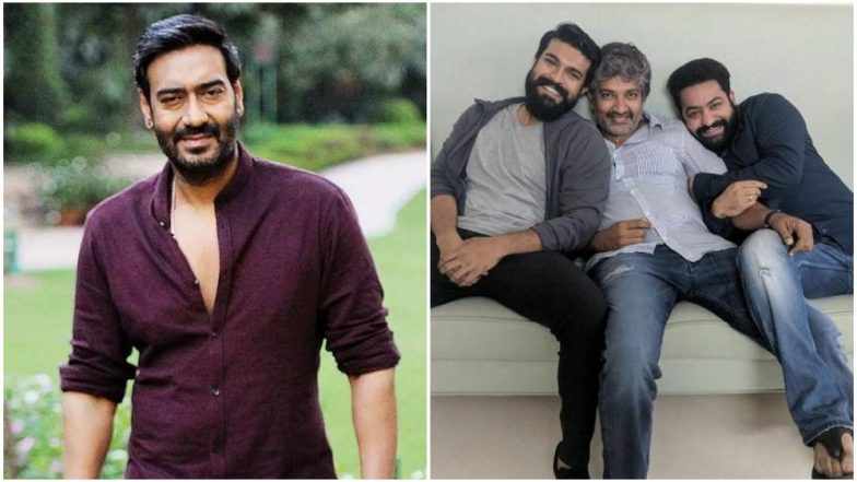 Ajay Devgn Has an Extended Cameo in SS Rajamouli's RRR?
