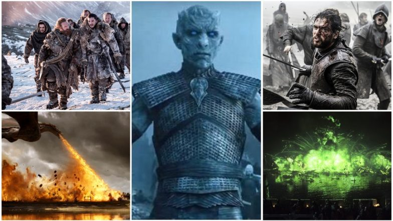 Game of Thrones Recap: 7 Best Battles, Ranked, in the HBO Show That the Finale Fight Between Westeros and the WhiteWalkers Should Surpass - Watch Videos