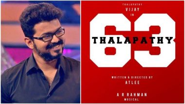 Did Vijay-Atlee's Thalapathy 63 Mint Rs 55 Crores Even Before Release?