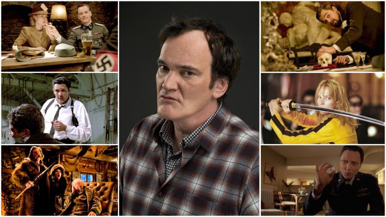 Quentin Tarantino Birthday Special: From Reservoir Dogs to the Hateful Eight, Our Pick of One Terrific Scene From Every Movie Made by QT! Watch Videos