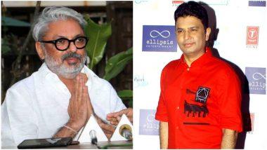 Sanjay Leela Bhansali Joins Hands with Bhushan Kumar to Produce a Movie on Balakot Air Strikes