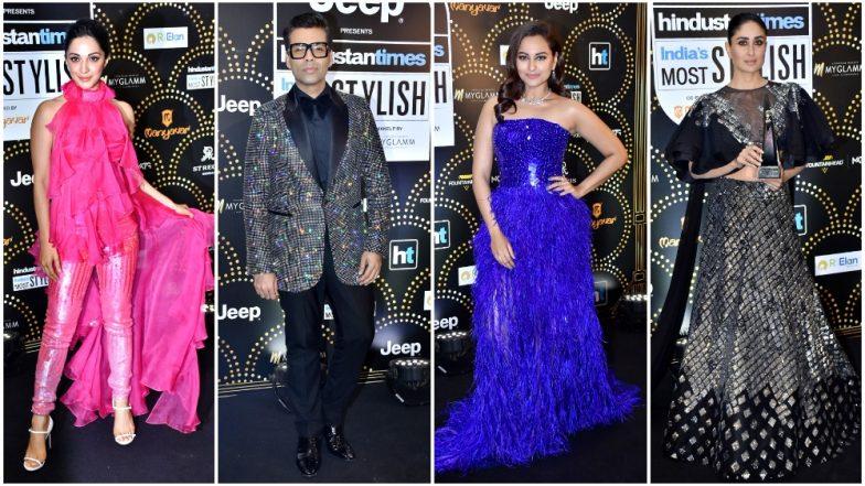 HT India's Most Stylish Awards 2019 Worst Dressed: Kareena Kapoor Khan, Sonakshi Sinha and Kiara Advani Ruin the Word 'Fashion' For Us - View Pics