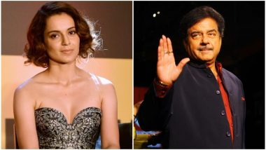 Kangana Ranaut did Script Reading Sessions with Shatrughan Sinha For her 'Soft Porn' Movie, Claims Pahlaj Nihalani