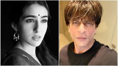 Shah Rukh Khan Fans Miffed With Sara Ali Khan for Referring Him As UNCLE, Twitterati Comes To Rescue
