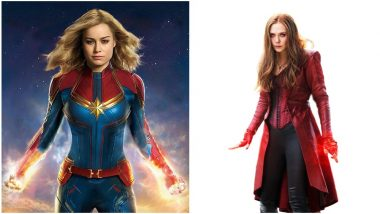 Captain Marvel or Scarlet Witch - Who's the Stronger Superhero in the Entire MCU? (Spoiler Alert)