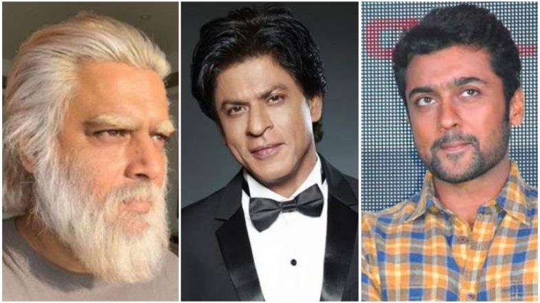 Shah Rukh Khan, Suriya Sivakumar to Have Cameos in R Madhavan's Rocketry: The Nambi Effect?
