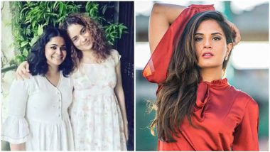 Kangana Ranaut and Richa Chadha's Panga Will Hit the Screens on January 24, 2020