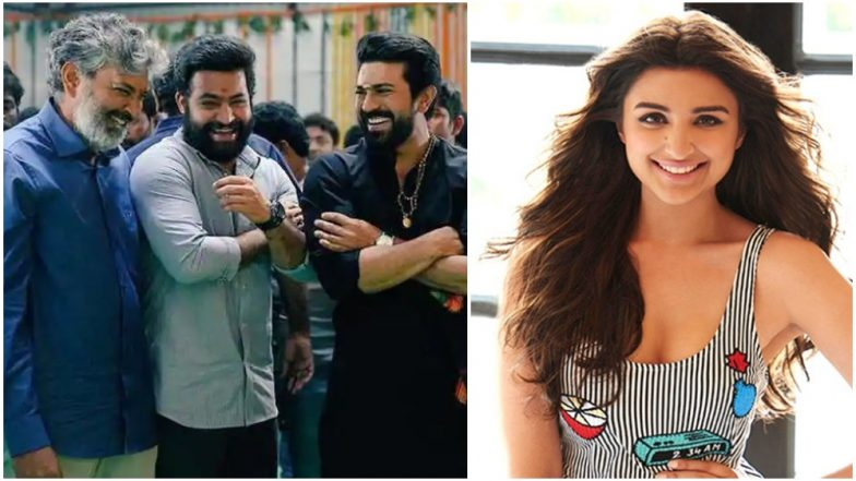 Did Parineeti Chopra Just Hint That She Is a Part of SS Rajamouli's RRR, Starring Jr NTR and Ram Charan?