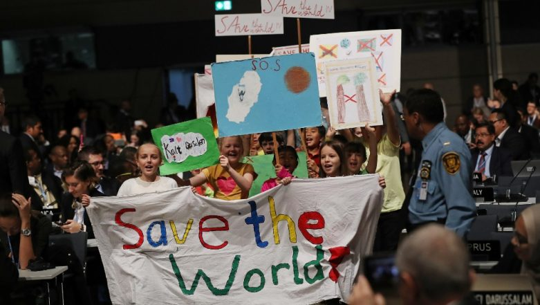 Climate Change Demands Action! Children Across 30 Countries to Skip School on March 15 for a Protest